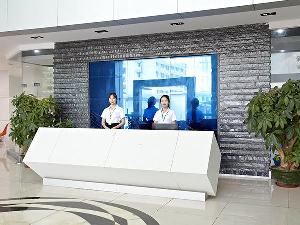 立科精密-公司大厅