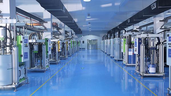 液体硅橡胶注塑成型生产加工方法