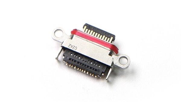 防水Type-C接口包胶工艺