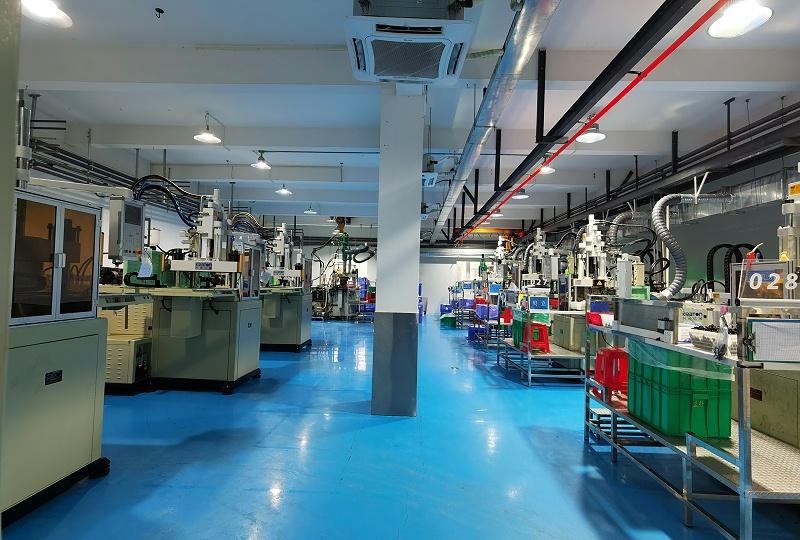 液态硅胶成型工厂