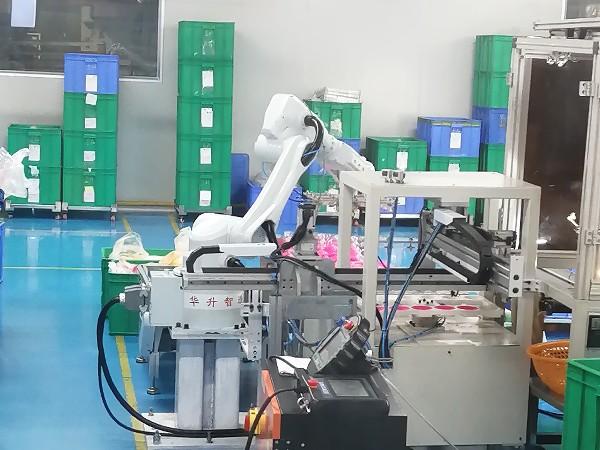 自动化分拣机器人设备