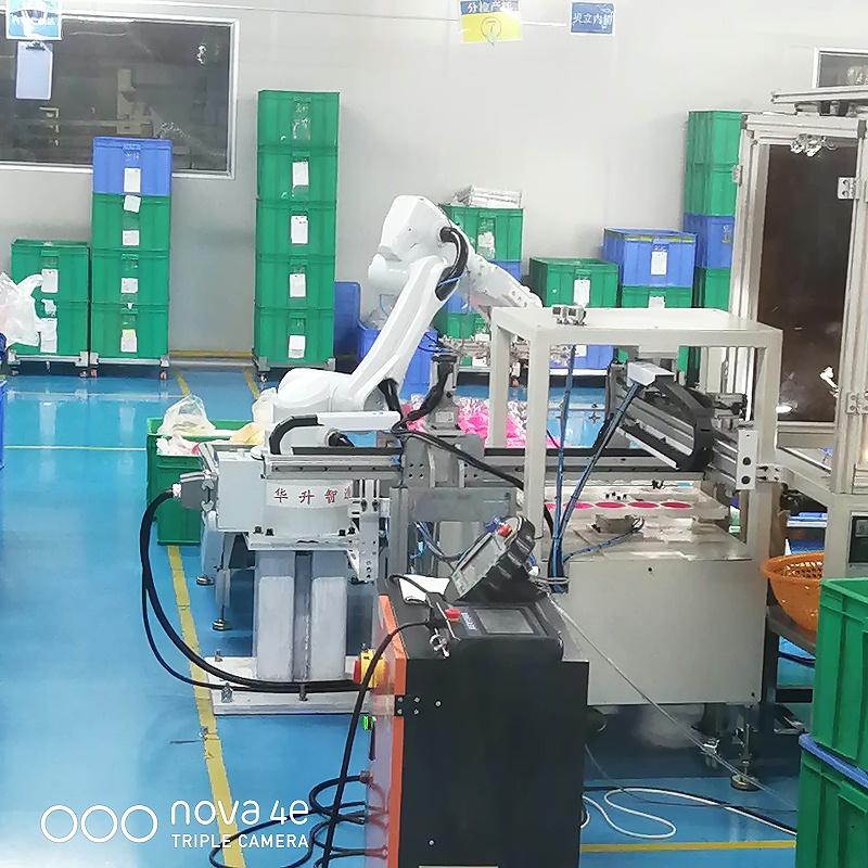 立科硅胶自动化设备