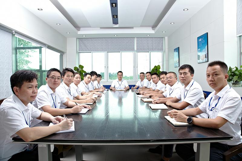 液态硅胶应用解决方案技术团队