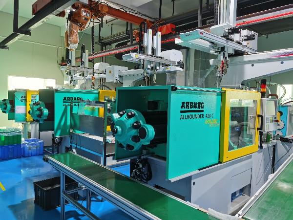 德国阿博格全自动化生产线