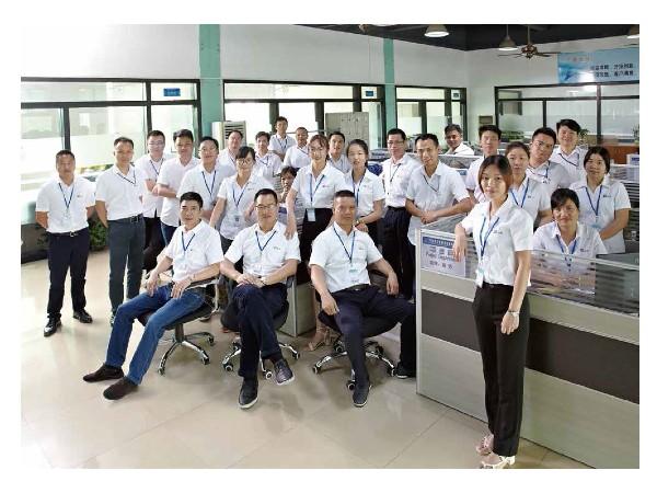 立科硅胶研发团队