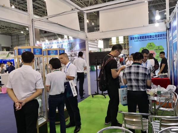 2019电子烟产业链展览会风采