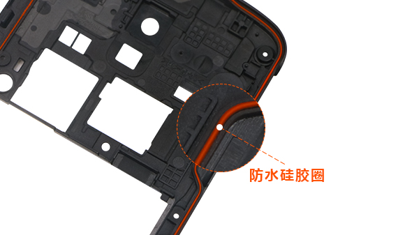 液态硅胶包PC塑胶工艺