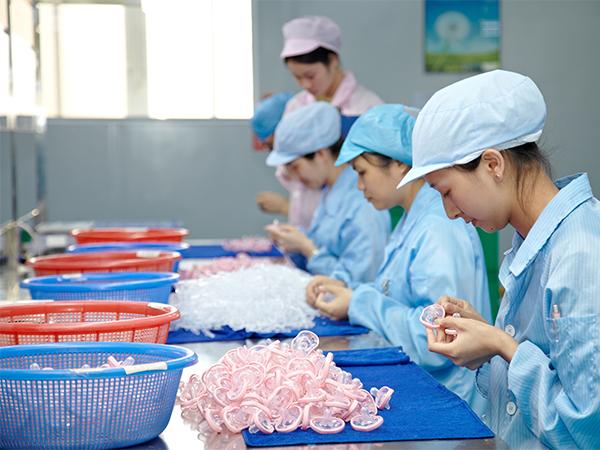立科精密-实验品质生产线