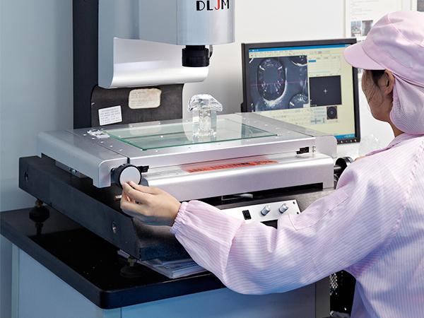 立科精密-实验室