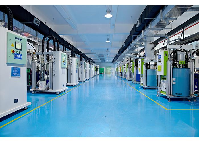 液态硅胶模具制造厂