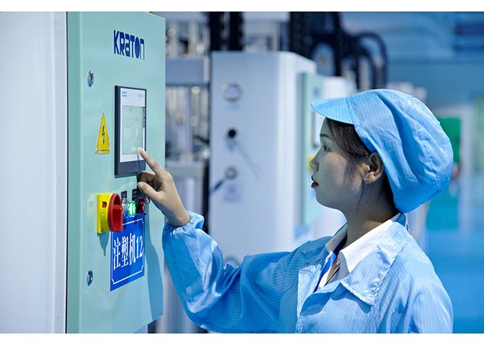 立科精密液态硅胶厂