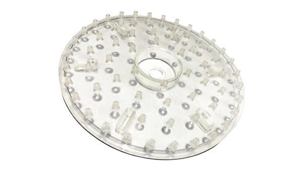 液态硅胶花洒喷头的应用优势